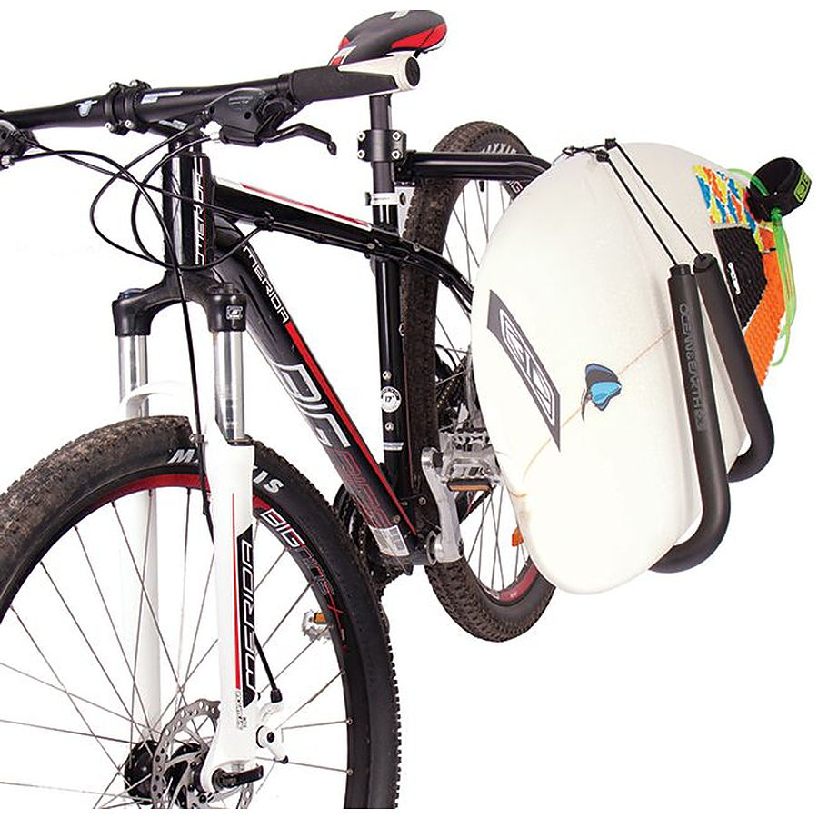 Ocean and Earth Side Mount Bicycle Surf Rack