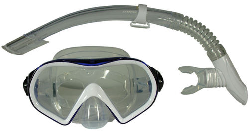 Surf Sail Australia Nova Silicone Mask and Snorkel Set - Image 1