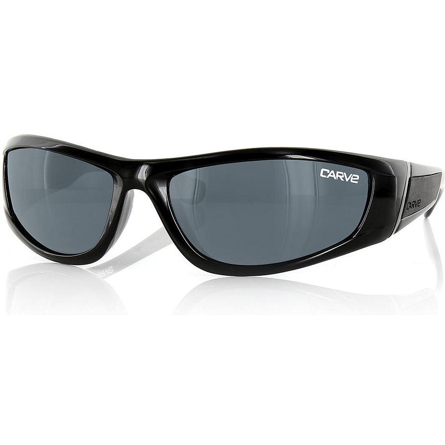 Carve Eyewear Cyclone Black Polarised Sunglasses