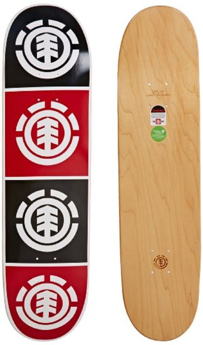 Element Quadrant #14 Skateboard Deck