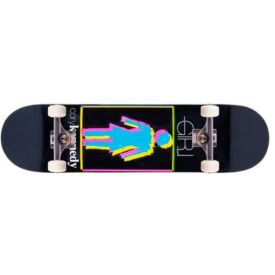 Girl Cory Kennedy Modern OG Complete Skateboard - Image 1