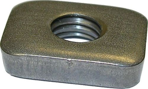 Streamlined 8 mm Stainless Mast Track Slider Plate - Image 1
