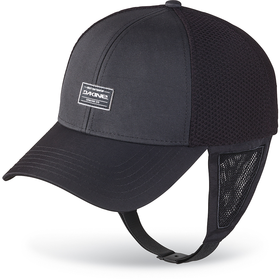 Da Kine Trucker Surf Hat Black