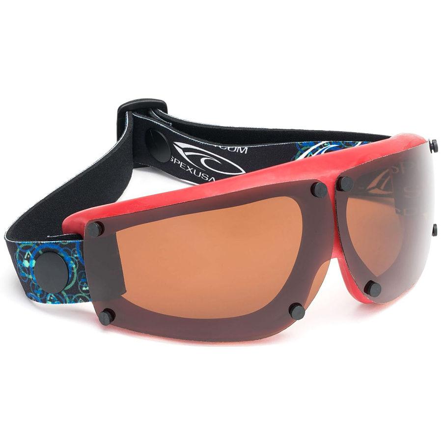 Spex Amphibian Red Polarised Sports Sunglasses
