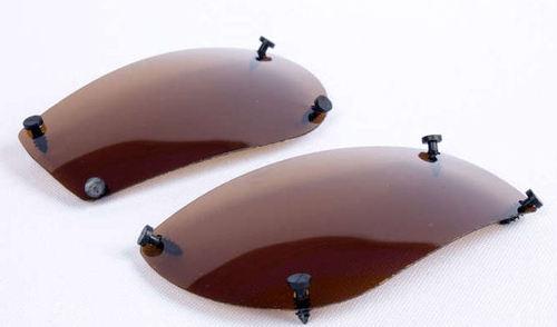 Spex Amphibian Replacable Lenses Amber Polarised