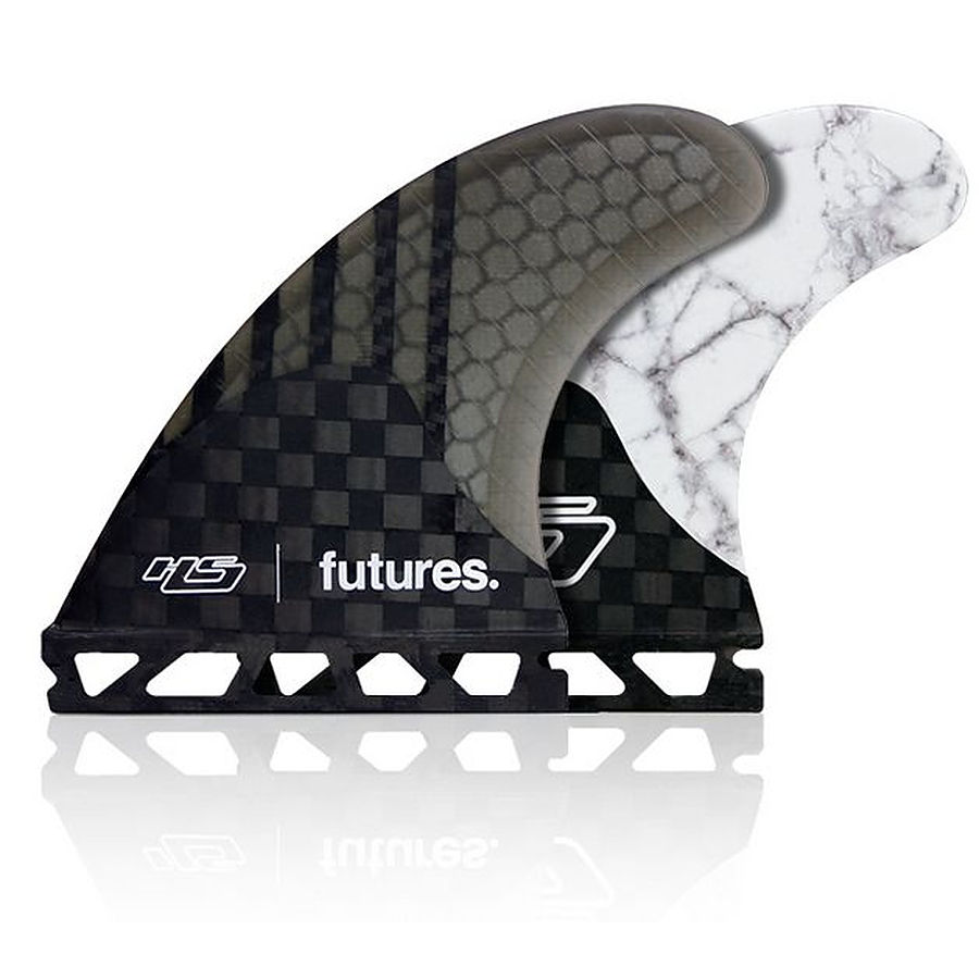 Futures HS2 V2 Gen Tri Fin Set