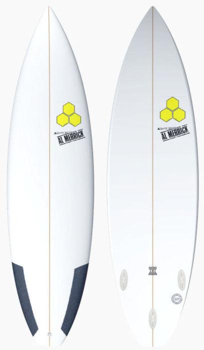 Channel Islands Rook 15 Surfboard
