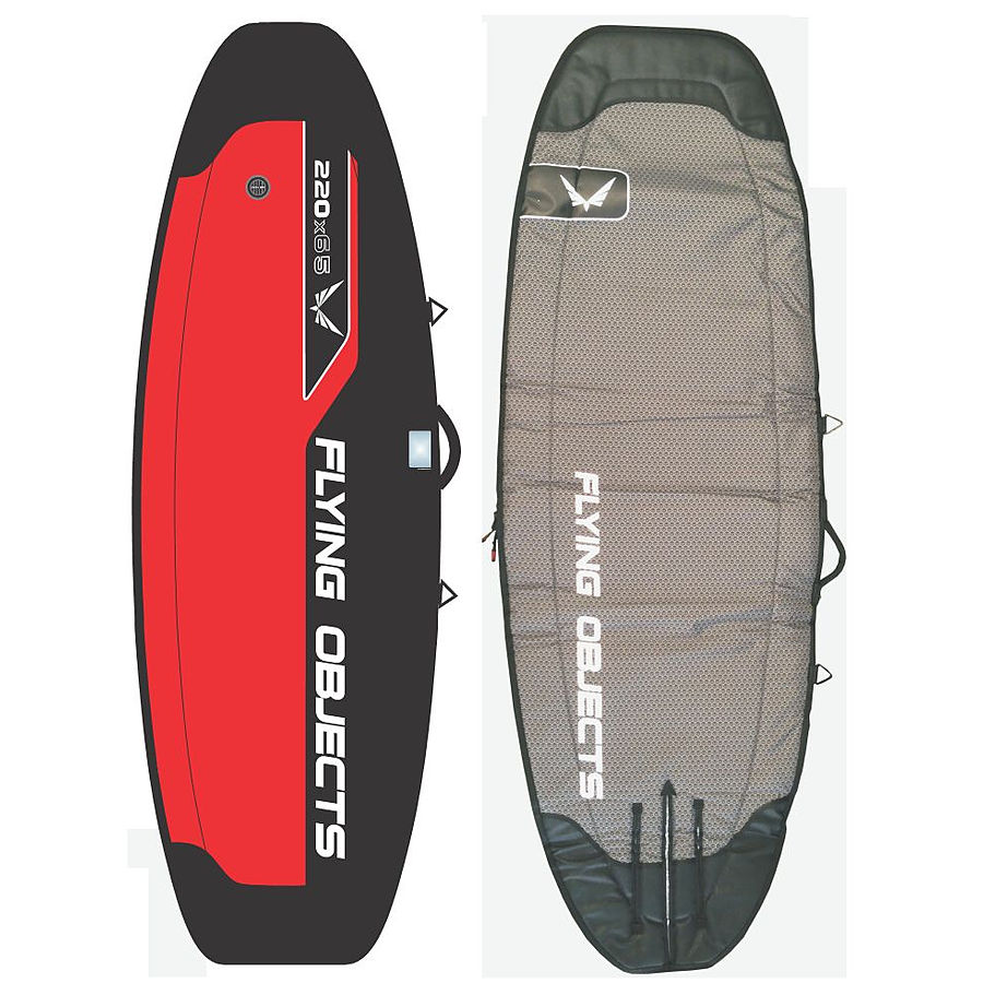 Flying Objects Windsurf Travel Multi Fin Cover
