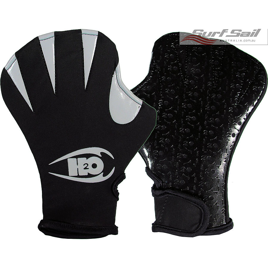 H2Odyssey Max Full Fingered Webbed Paddle Glove