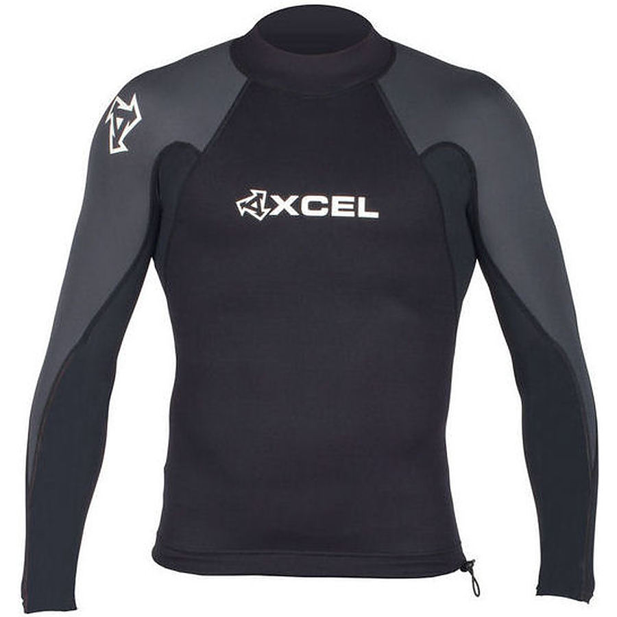 Xcel Axis Neo Stitch Thermo LS Mens 1mm - Image 1