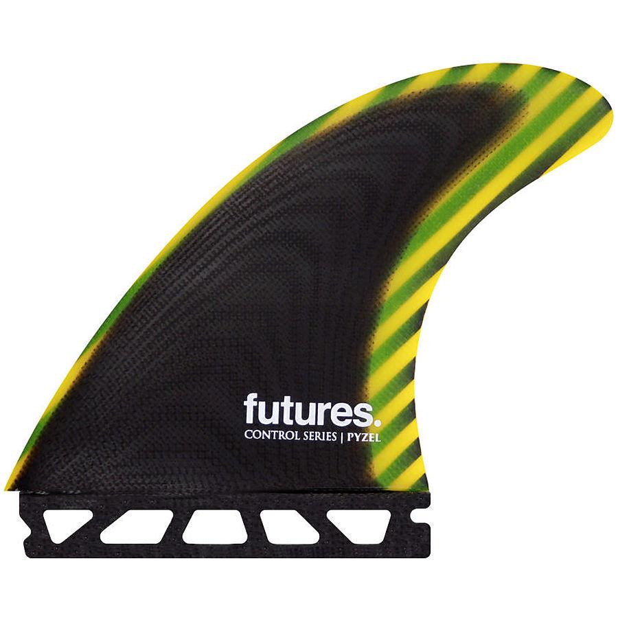 Futures Pyzel Control Series Tri Fin Set