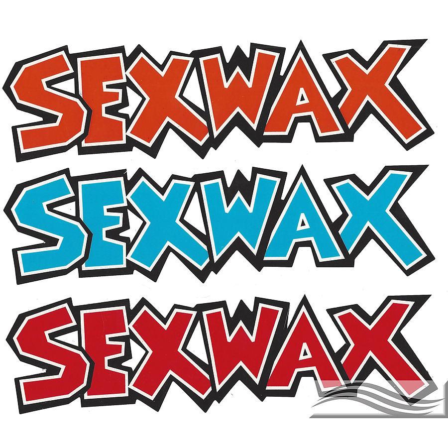 Mr Zogs Sex Wax 8 inch Die Cut Sticker