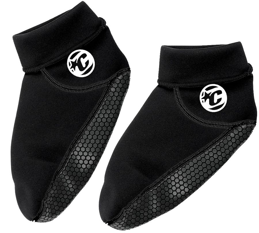 Creatures of Leisure Bodyboard Neo Fin Sox- Hi Cut