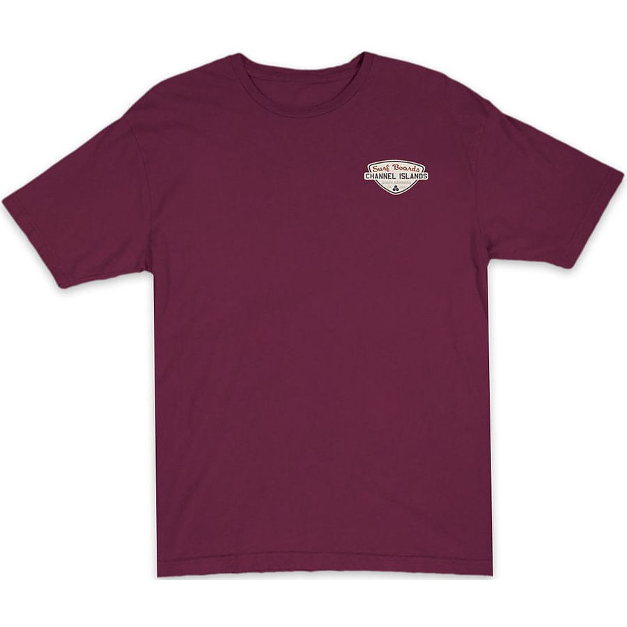 Channel Islands Mens Surf Shop SS Tee
