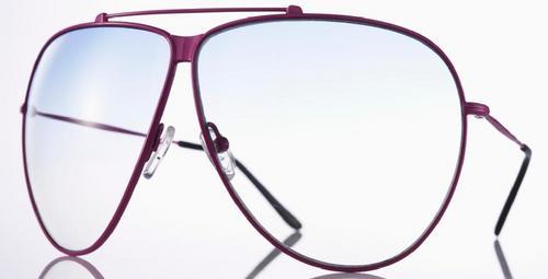 Odyssey 20-20 Hendrix Love Purple Sunglasses