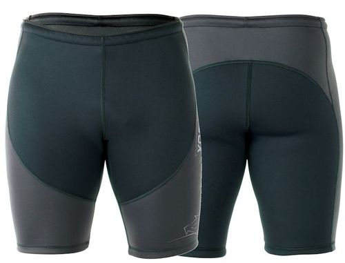 Xcel Mens Xcelerator Neo Paddle Shorts Black