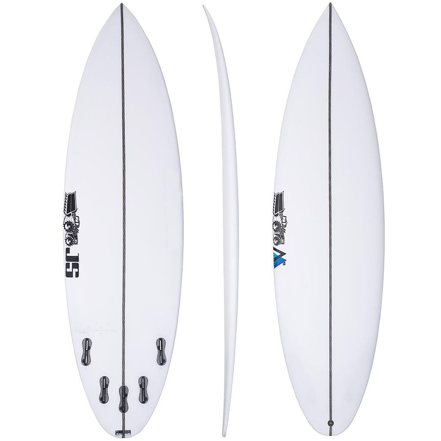 JS Industries Monsta 6 Round Tail Five Fin