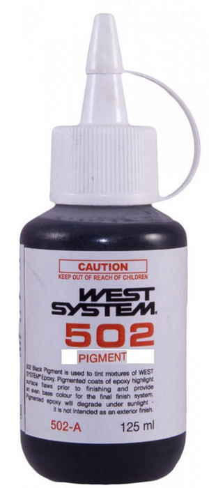 West System Epoxy Resin Black Pigment 100 gm
