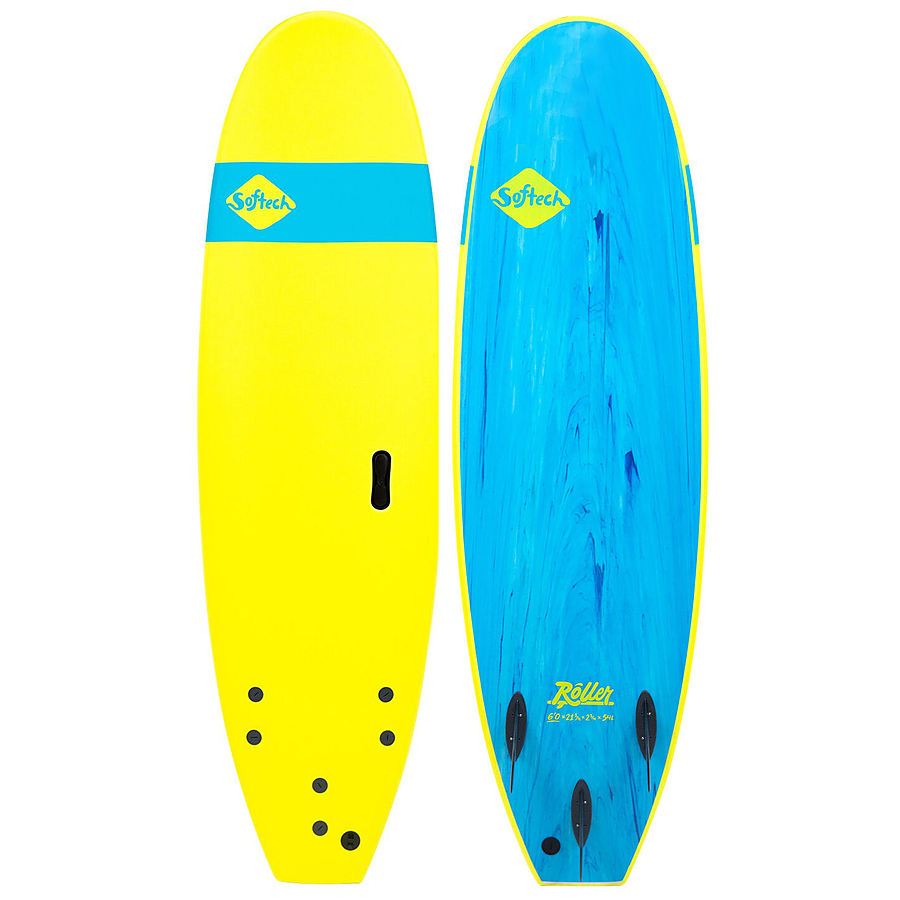 Softech Roller Softboard Ice Yellow
