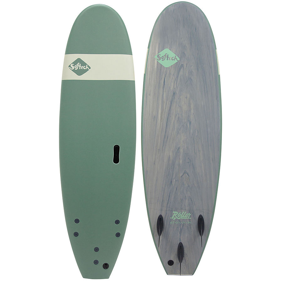 Softech Roller Softboard Smoke Green
