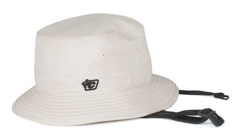 Creatures of Leisure Surf Bucket Hat Chalk
