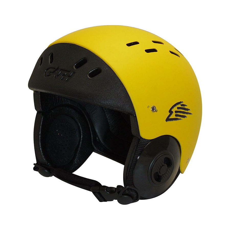 Gath Surf Convertable Yellow Helmet