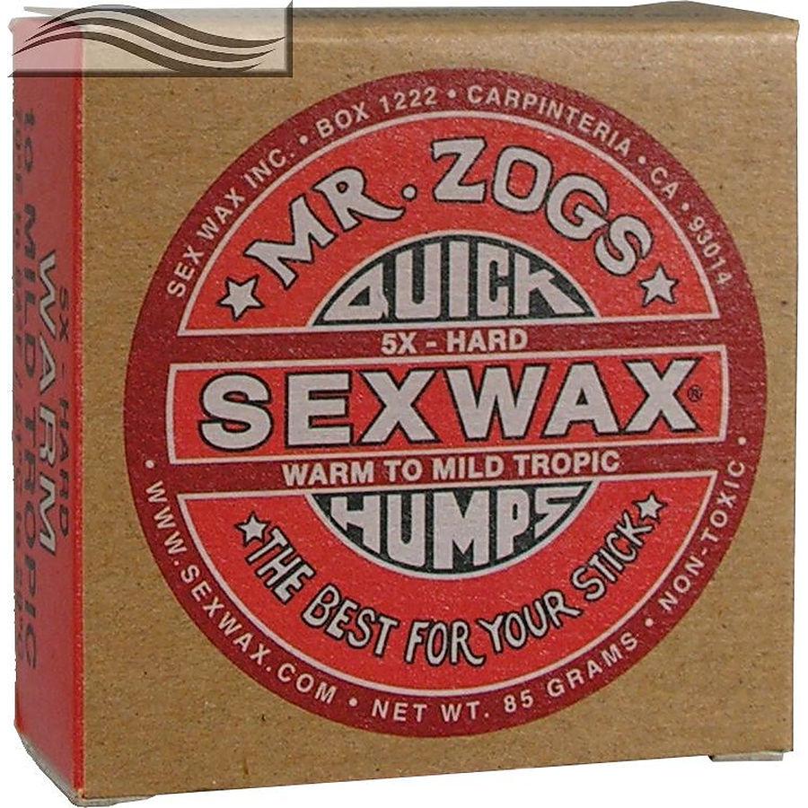 Mr Zogs Sex Wax Original Warm Red
