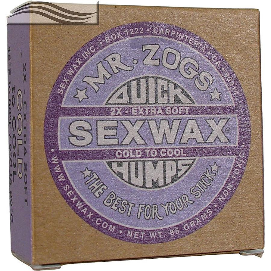 Mr Zogs Sex Wax Original Extra Cold Purple