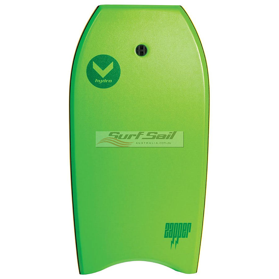 Hydro Zapper Bodyboard  Green
