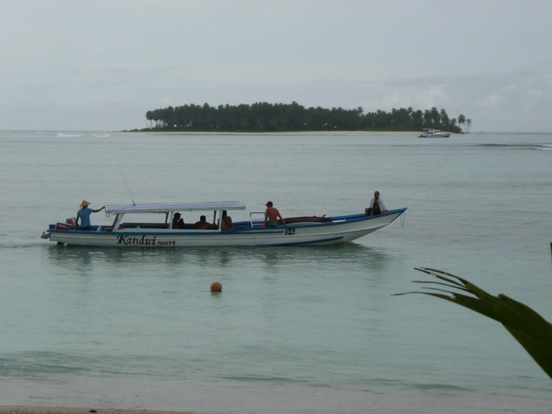 Photograph of Kandui Surf Boat