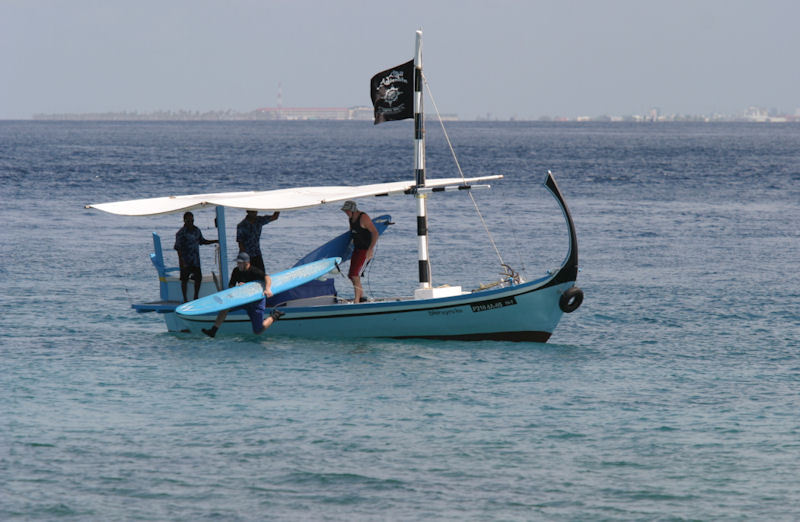 Photograph of Maldives Transport