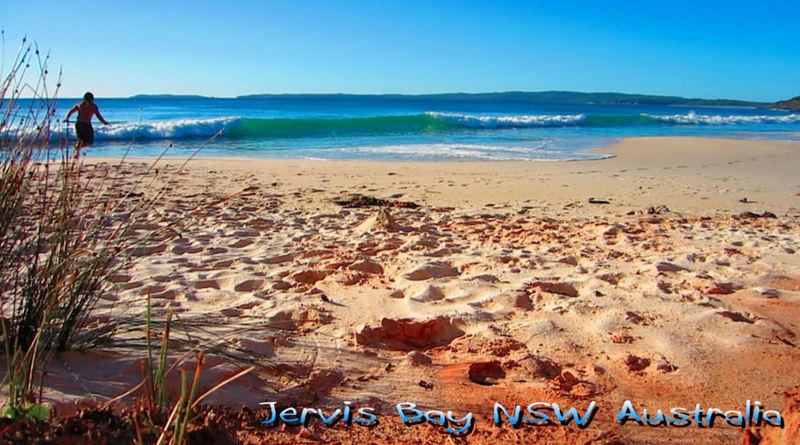 Photograph of Jervis Bay Skim