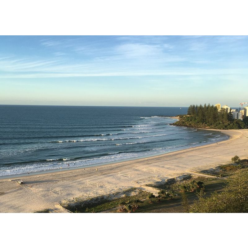 Photograph of Coolangatta Lines