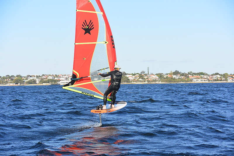 more photos on Windsurf