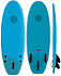 Photo of Gnaraloo Dune Buggy Blue Blue Soft Surfboard 4 ft 10 inches