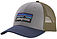 more on Patagonia P-6 LoPro Low Crown Trucker Cap Drifter Grey Blue