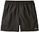 more on Patagonia Mens Baggies 5 Inch Boardshorts Black