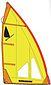 more on Windsurfer LT Regatta 5.7 Sail Yellow