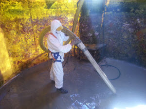 Confined Space - Fisheries