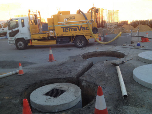 Installing Pits - Limited Disturbance