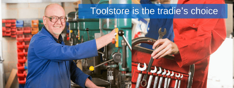 Toolstore - The Tradie's choice