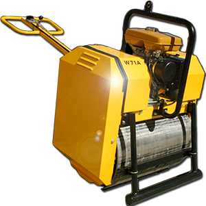 Picture of W71A Pedestrian Compacting Roller
