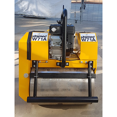 W71A Compacting Roller + Electric Start - Image 2