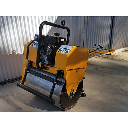 W71A Compacting Roller + Electric Start - Image 3