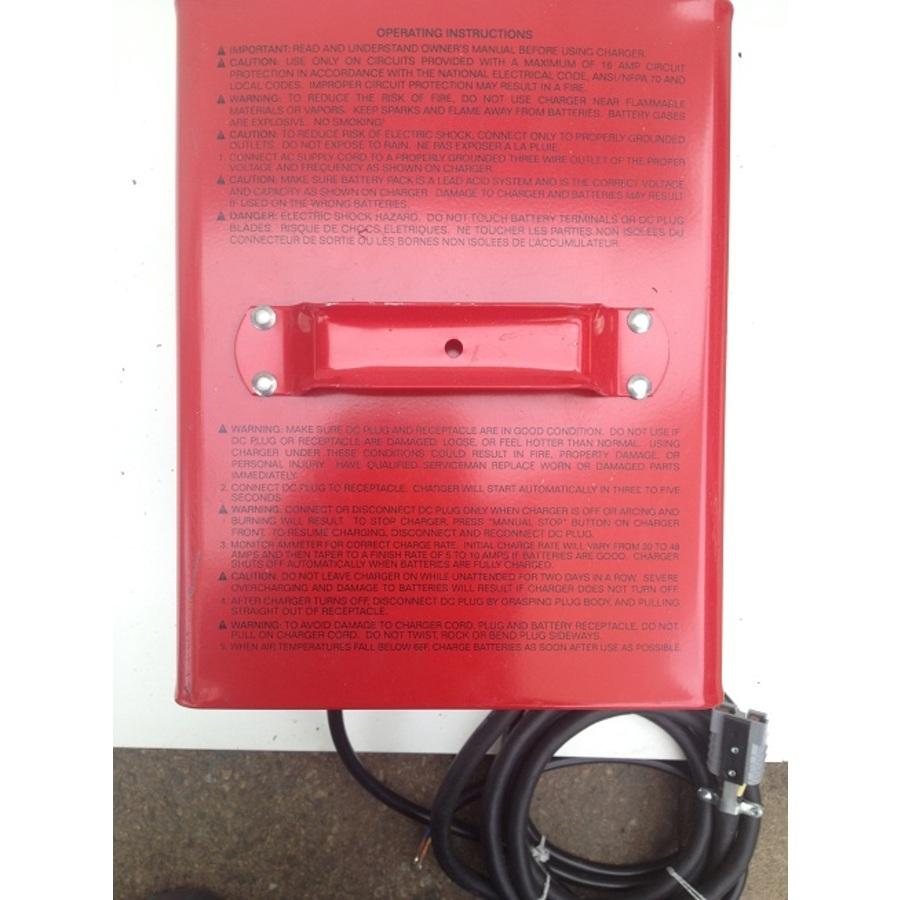 Clarke 36volt 35 Ampere Battery Charger For Floor Scrubber