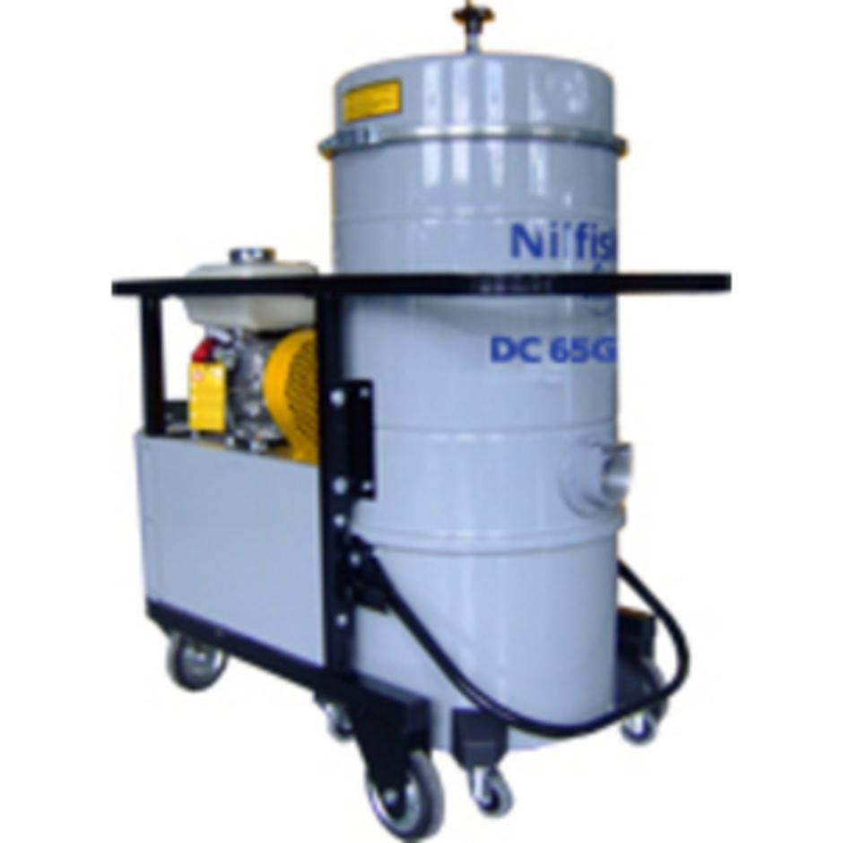 Nilfisk Dc65gas Petrol Powered Vacuum Cleaner Complete