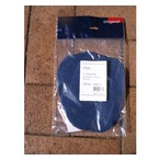 Nilfisk GS and GM Vacuum Motor 2 pack of  Blue Diffuser Pads