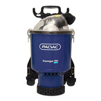 PACVAC Superpro 700 Duo BACKPACK Vacuum Cleaner