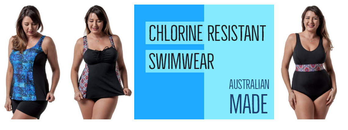 swimwear - plus size - chlorine resistant - womens - kids - men