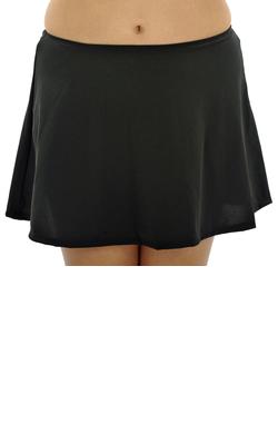 Swim Skirt - Black Chlorine Resistant